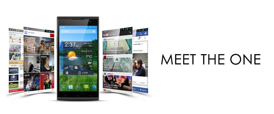 En_ONE smartphone
